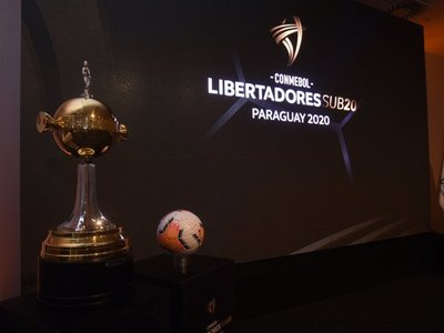 Paraguay alberga segunda Libertadores Sub-20