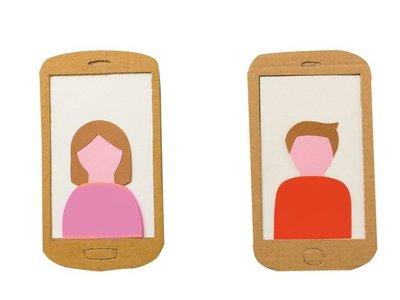 La vidriera social: El amor en tiempos de redes sociales