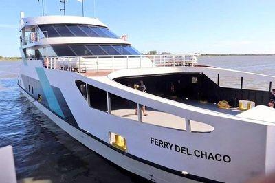 Ferry suspende viajes por problemas mecánicos