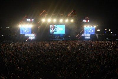 El Asunciónico vibró con Lenny Kravitz y los Twenty One Pilots