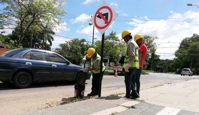 HOY / Corredor Vial Botánico: implementarán nuevos sentidos de circulación en calles alternativas desde el lunes