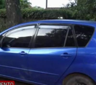 Mujer es víctima de violento asalto en Fernando de la Mora