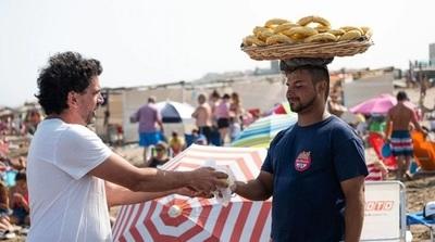 Argentina: Chipa paraguaya sin gluten es furor en las playas
