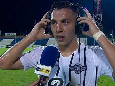 Sebastián Ferreira nuevamente figura con la camiseta del Gumarelo