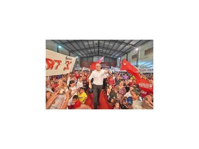 Ullón asegura que es el mejor candidato y espera ser el elegido
