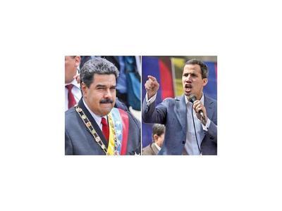 """Maduro: """"Llegará el día en que Guaidó irá a la cárcel"""""""