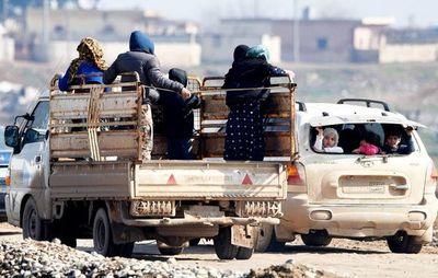 Drama humanitario en Siria