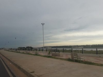 Sábado caluroso, con cielo nublado, lluvias y ocasionales tormentas