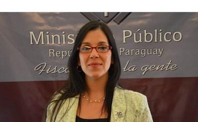 """Fiscala Aghemo: """"La conducta de Cuevas no fue someterse a la justicia"""""""