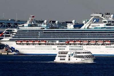 Confirman otros 67 casos de coronavirus en el crucero «Diamond Princess» y ya suman 285