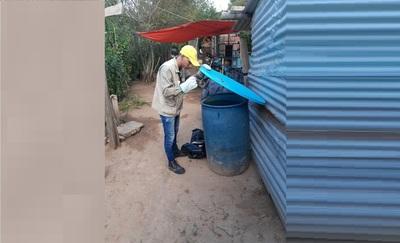 Casos de Dengue siguen en Boquerón y la ciudadanía no toma cartas en el asunto