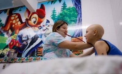 HOY / Cáncer infantil: leucemias y linfomas, el 80 % de los diagnósticos en Acosta Ñu