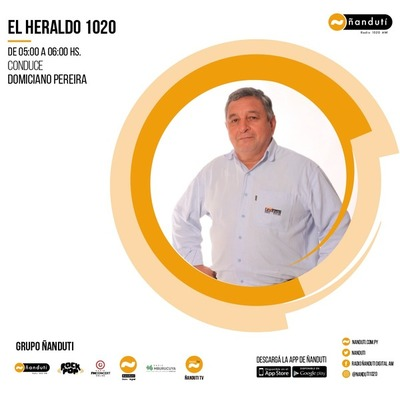El Heraldo 1020 con Domiciano Pereira