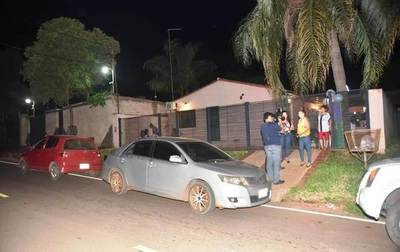 """""""Tortoleros"""" perpetran millonario golpe en Luque •"""