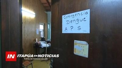 EN CONSULTORIO PARALELO ATIENDEN EN FORMA EXCLUSIVA LOS CASOS FEBRILES EN EL HRE