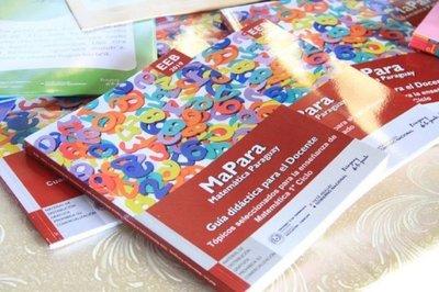 Tras bochorno, MEC suspende entrega de libros de matemática