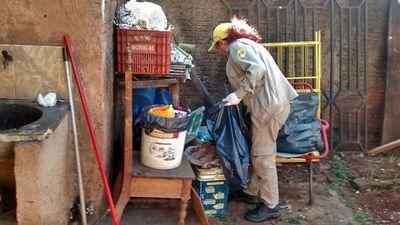 Dengue: 95% de viviendas visitadas por Senepa tiene criaderos