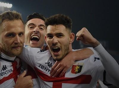 Golazo de Tonny Sanabria en victoria del Genoa