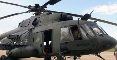 Cae helicóptero militar con 7personas a bordo en Venezuela: no hay sobrevivientes