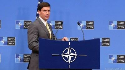 """Secretario de Defensa de EE. UU. dice que Huawei es una """"amenaza"""" para la OTAN"""