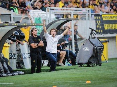 Forlán se estrena como técnico con triunfo de Peñarol en el descuento