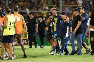 Gimnasia de Maradona cae ante Central