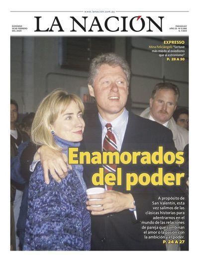 Edición impresa, 16 de febrero de 2020