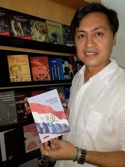 Joven asunceno presentará su nuevo libro de literatura fantástica: El rescate de las prisiones
