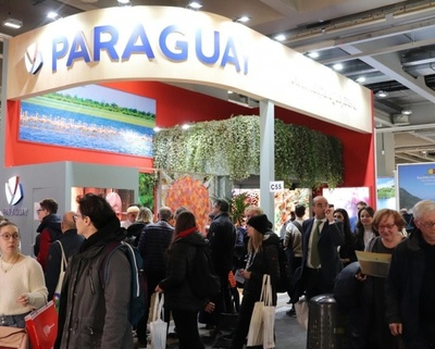 ?Paraguay se presenta como destino turístico en importante feria europea de Milán