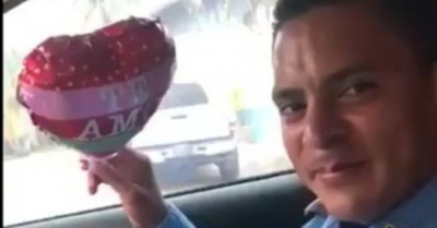 Poli recibió su regalo de amor y murió