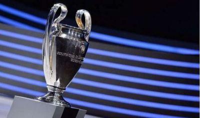 Programa de los octavos de final de la Liga de Campeones