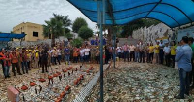 Senepa elimina miles de criaderos en Encarnación
