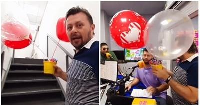 Rechazaron el regalo de Héctor Ramos en el 'Día de los enamorados'