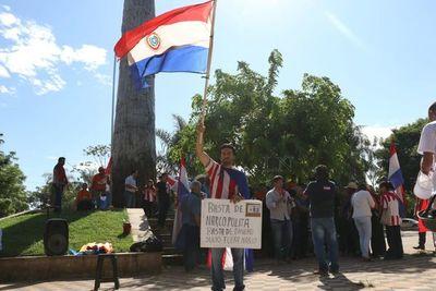 Convocan a manifestación a favor del financiamiento político