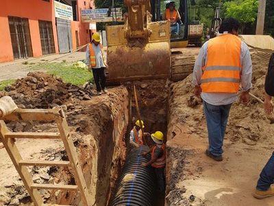 Prevén rehabilitar calles intervenidas en Asunción