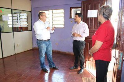 Habilitan oficina del SNPP en Presidente Franco