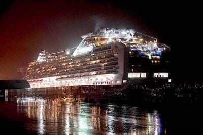 Unos 40 norteamericanos a bordo de un crucero padecen de coronavirus