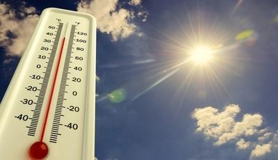 Jornada con extremo calor y tormentas desde mañana