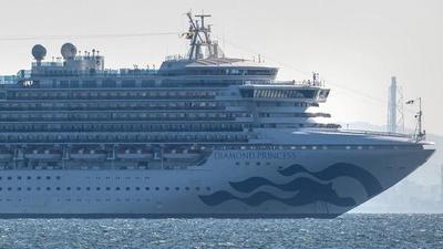 Estados Unidos repatrió a sus ciudadanos del crucero en cuarentena en Japón