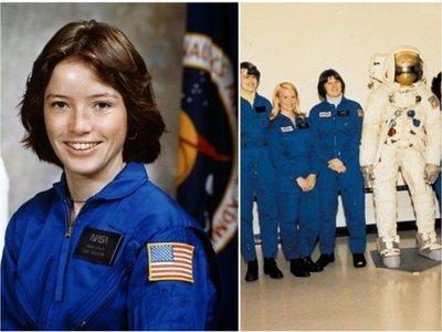 Anna Lee Fisher, primera astronauta madre en viajar al espacio