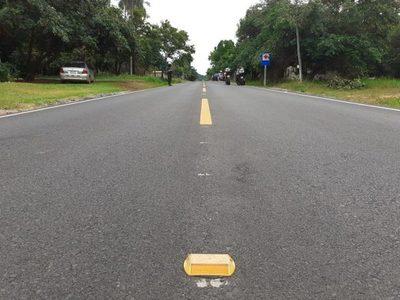 El Gobierno inaugura nuevos asfaltados