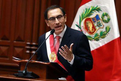 Odebrecht cambia gobierno de Vizcarra