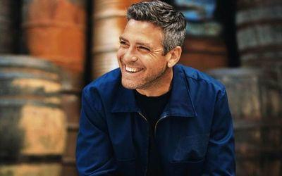 Clooney llega a isla canaria de La Palma (España) para grabar nueva película
