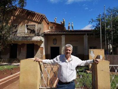 Pedido de intervención provoca incidentes en Municipalidad de Pedro Juan Caballero