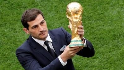 HOY / Casillas disputará la presidencia de la Federación Española