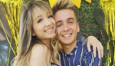 Marilina y Will anunciaron su boda