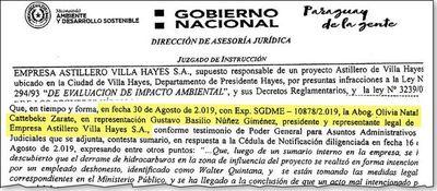 Bachi Núñez confirma que astillero es alquilado