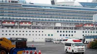 Detectaron otros 99 casos de coronavirus en el crucero que está en cuarentena en Japón, el segundo foco más grande del mundo