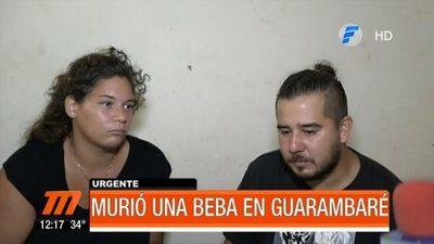 Niña de dos años muere asfixiada en cama de sus padres