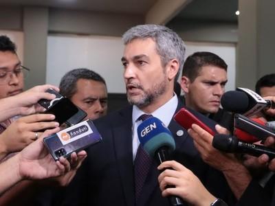 Ejecutivo promulgará la Ley de Financiamiento Político, anunció Mario Abdo